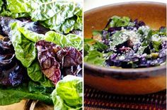 Recipe: Rainbow Chard Salad with Raisins and Walnuts