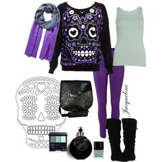 """""""day of the...."""" by jckallan on Polyvore"""