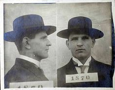Vuco Perovich was convicted of murder of Jacob Jaconi on August 3, 1905. The jailer placed him in special boots, chained to floor of his six-by-six prison cell. On September 15, he was sentenced to hang, but an appeal was filed. On March 11, 1907, the United States Supreme Court upheld his conviction. The hanging was thus rescheduled for August 14, 1907. Perovich now applied for a commutation of sentence from the President of the United States, Theodore Roosevelt. Click through for more.