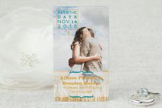 Caption It - Save the Date Magnet by MagnetStreet