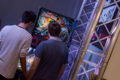 Superhelden gesucht und gefunden: Jung und Alt spielten gerne den neuen Ultimate Spider-Man VE