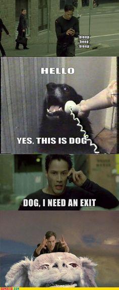 The Neverending Matrix Story
