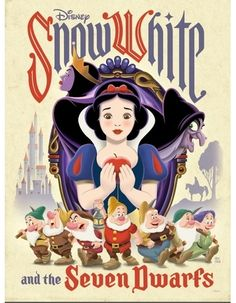 DMR Exclusive Poster: Snow White by Eric Tan
