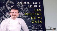 Las recetas de mi casa de Andoni Luis Aduriz