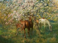 Lucy Kemp-Welch - The Years at the Spring