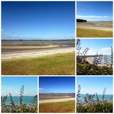 Cockle Bay Beach, Howick Beach, Auckland New Zealand