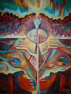 ::Cuando el interior se plasma en el lienzo::    Los trazos y formas que se plasman en la tela son, para siempre, el comienzo de una poesía, de alguna verdad subjetiva. A través de las pinturas de la artista Mariela Bianchi, formada en el Instituto Nacional de Artes, diferentes pronunciamientos brotan del lienzo.    Nota+