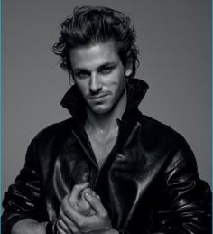 French actor Gaspard Ulliel photographed by Jean-Baptiste Mondino, for the latest issue of Numéro Homme magazine. Saint Laurent 2014, Yves Saint Laurent, Gaspard Ulliel, Xavier Dolan, Madonna, Gorgeous Men, Beautiful People, Chanel Men, Hommes Sexy