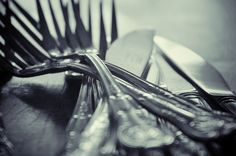 Old Silver Cutlery