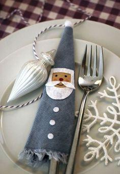 Decorare la tavola di Natale, non deve essere considerato un perditempo, anzi un modo per accogliere in maniera festosa i vostri commensali. Ecco perché anche per questo Natale 2014-2015, le idee p…