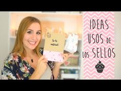 Ideas para usar tus sellos - DIY - YouTube