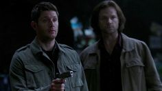 """Sam and Dean   13x07 """"War of the Worlds"""""""