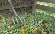 Compost Ingredients: What to add to your compost pile: Organic Gardening