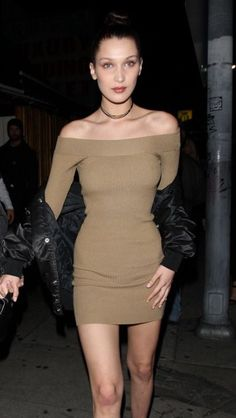 Bella Hadid has got your party outfit inspo right here.