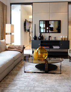 💖 95 elegant interior design of the living room 61 Home Interior, Living Room Interior, Home Living Room, Interior Architecture, Living Room Decor, Living Spaces, Store Concept, Design Salon, Decoration Inspiration