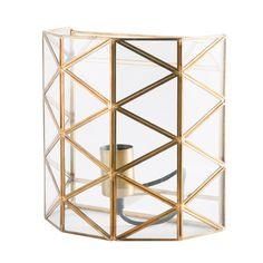 applique globe en verre et mtal home pinterest globe walls and lofts