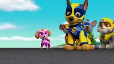 Paw Patrol Movie, Paw Patrol Pups, Cloverfield 2, Paw Patrol Coloring Pages, Asian Boys, Red Hair, Bowser, Pikachu, Jewelery
