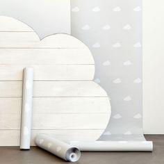 Immagine 1 del prodotto Carta da Parati Nuvole Kids