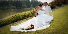 Hochzeitsfotografie im Sonnenlandpark bei Chemnitz.