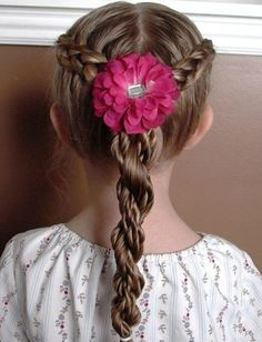 2017 Kids Hairstyles for Girls Braids