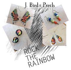 """Rock the Rainbow"" by jbirdsperch on Polyvore"