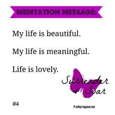 Meditation Message #4 #affirmations #positivemessages #inspiration #spiritual