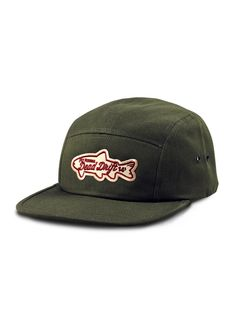18066f8387c Dead Drift Fly Cabin Camp Hat