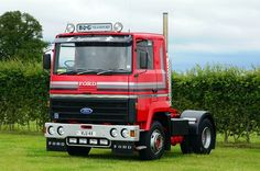 B & G Transport - Ford