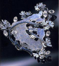Art Nouveau   Rene Lalique Jewelry
