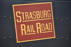 Strasburg RailRoad #familyfaves