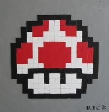 8 Bit Mario By Raivcesleinadnayr On Deviantart Craft