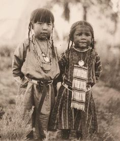 Native American children ..*