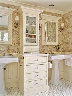 Decorações e ideias para banheiros