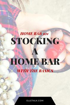 Happy Hour Cocktail essentials for your home bar. Part of the Home Bar 101 series. In this part we discuss the basic spirits you need to stock your bar. Everything from bourbon to gin to bitters will be included in the 9 spirits to stock a home bar. Cocktail Essentials, Home Bar Essentials, Home Bar Rooms, Home Bar Decor, Colorful Cocktails, Cocktail Recipes, Refreshing Cocktails, Gin, Houses