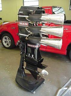 Got stack- Mercury Racing