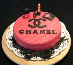 Chanel Taart