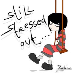 feeling stressed images - Google Search Stressed Quotes, Feeling Stressed, Feelings, Google Search