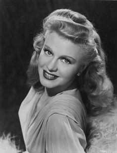 Ginger Rogers, 1940s