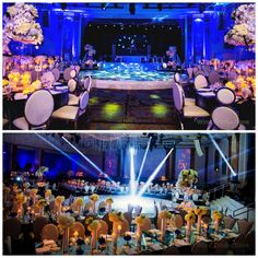 Revelry Event Designers- Bar Mitzvah with R.E.L. Event Productions