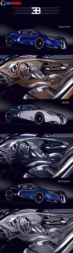 Bugatti Gangloff Concept #SWEngines