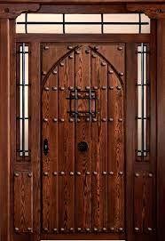Resultado de imagen para puertas goticas