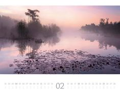 Mists, Country Roads, Clouds, River, Canvas, Outdoor, September, Art, Autumn