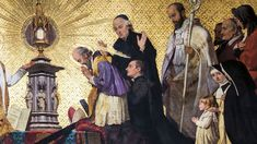 St Anthony Mary Zaccaria among his notable followers