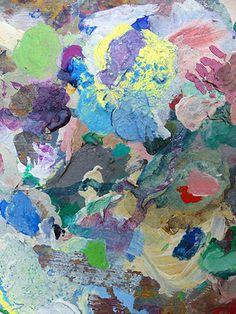 Palette de peinture 3 ©www.image-gratuite.com Royalty Free Images, Palette, Random, Colors, Pattern, Painting, Art, Style, Kunst