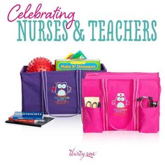 May is the month for celebrating nurses and teachers!  How cute are these owls?  What teacher and/or nurse would you like to give one of these to? #Org31