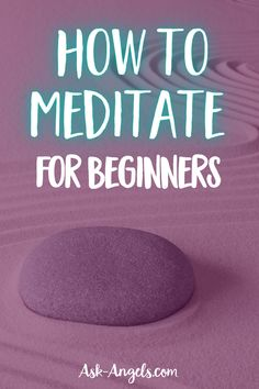 Meditation for beginners doesn't have to be a struggle. Learn how to meditate now and start tapping into the many benefits of this powerful practice. Meditation Prayer, Deep Meditation, Meditation Cushion, Daily Meditation, Meditation Practices, Focus Your Mind, Learn To Meditate, Divine Light, Meditation For Beginners