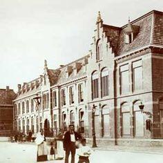 1797. Start van wat nu het UMCG Groningen is