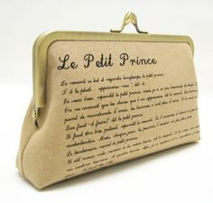 Bridesmaids gifts  5 pockets  8 in  The Little by Bagitarian, $43.00