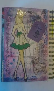 My heARTful Creations: Julie Nutting - Paper Doll Stamps