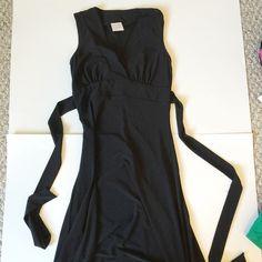Little black dress Like new condition. Now stains or rips. Size is 3/4 B Darlin Dresses